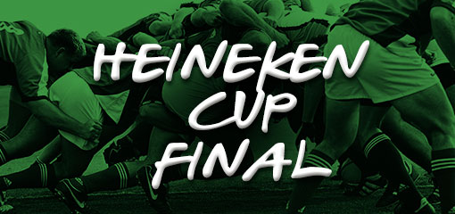 Heineken Cup Final Tickets